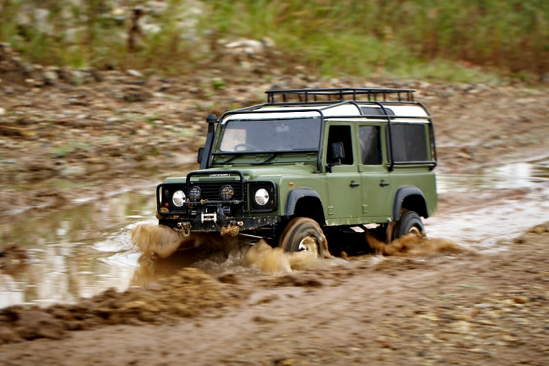 Land Rover Defender 110 - Scale 4x4 R/C Forums
