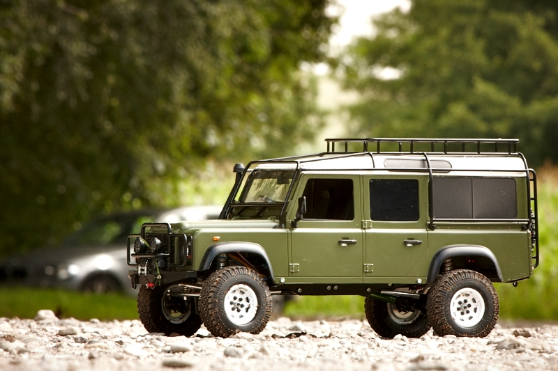 Land Rover Defender 110 Scale 4x4 R C Forums